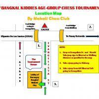 1ST BANGKAL KIDDIES AGE-GROUP CHESS HANDA NA SA MAKATI
