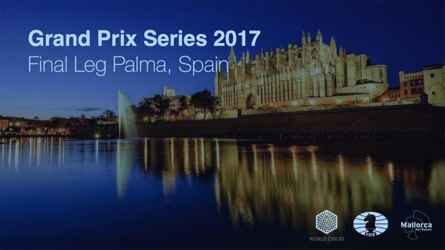 Aronian, Radjabov Join Leaders At Palma GP