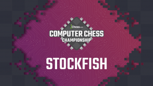 Stockfish Wins Chess.com Computer Championship