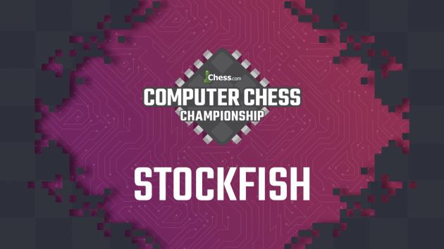 Stockfish vant Chess.coms computer-mesterskap