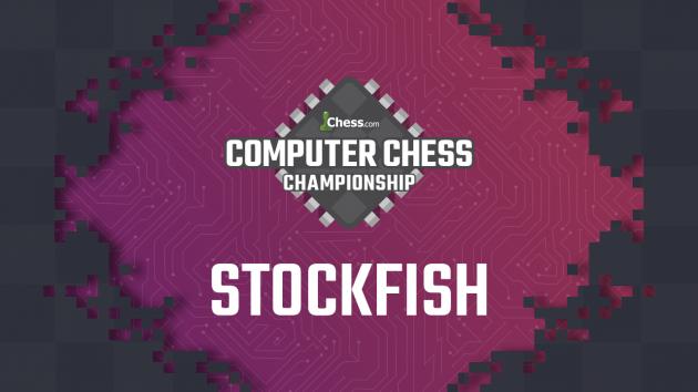Stockfish побеждает в чемпионате Chess.com среди компьютерных программ