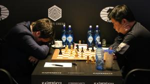 Radjabov Bounces Back While Aronian, MVL Fail To Pull Away