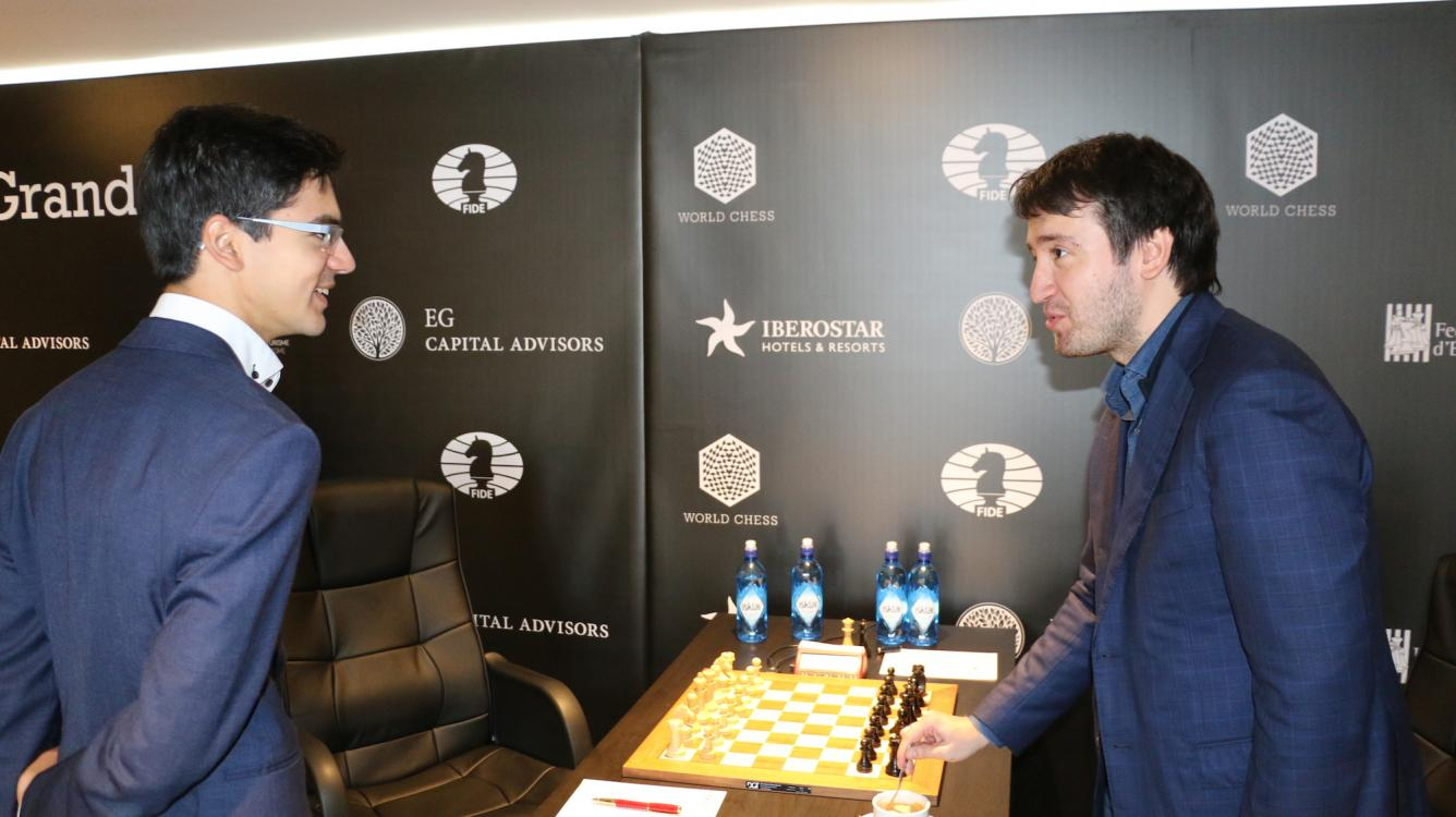 Radjabov Continues Furious Comeback, Still In Candidates' Hunt With MVL