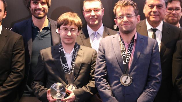 Aronian und Jakovenko gewinnen Palma - Mamedyarov und Grischuk sind für das Kandidatenturnier qualifiziert