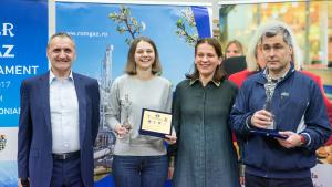 Ivanchuk, Muzychuk Steal Show At Kings Tournament's Thumbnail