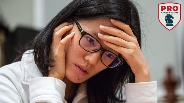 Hou Yifan Joins Chessbrahs