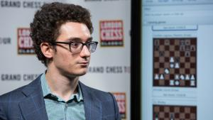 Caruana Again Only Winner In London's Thumbnail