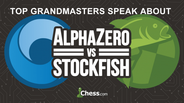 AlphaZero: Reactions From Top GMs, Stockfish Author