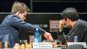 Carlsen Escapes vs Nakamura, Keeps Grand Chess Tour Hope Alive's Thumbnail