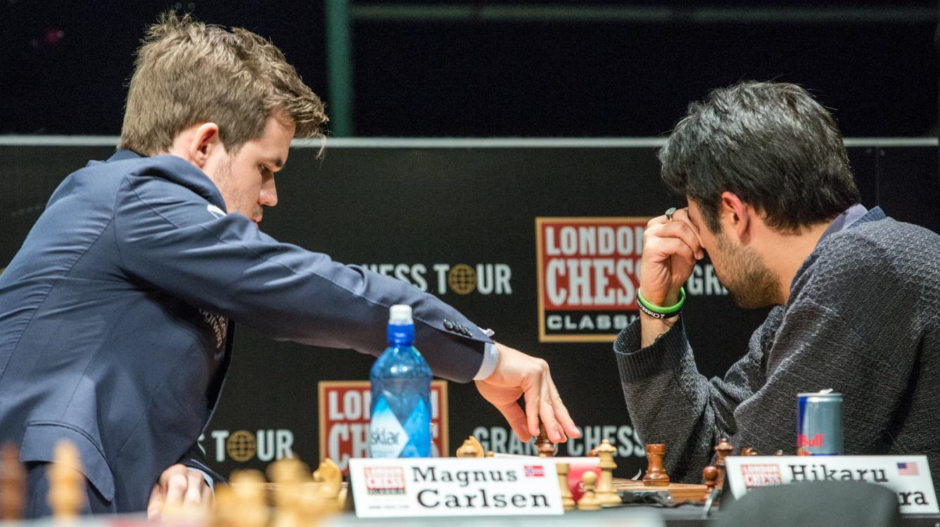 Carlsen Escapes vs Nakamura, Keeps Grand Chess Tour Hope Alive