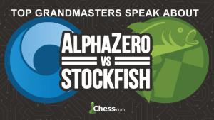 Miniatura de AlphaZero: Reações de GMs Altamente Cotados, do Autor de Stockfish