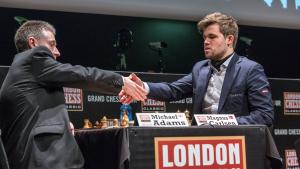 Another Escape Gets Carlsen First Win In London's Thumbnail
