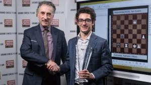 Caruana gewinnt London; Carlsen die Grand Chess Tour's Thumbnail
