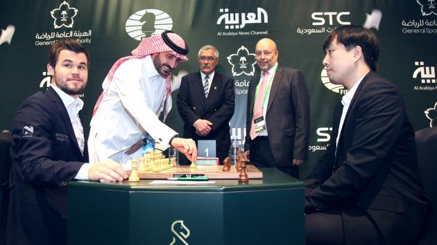 World Rapid Championship Takes Off Without Israeli Players
