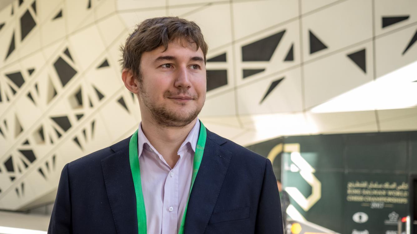 Karjakin Leads World Blitz Halfway; Carlsen 2 Points Behind