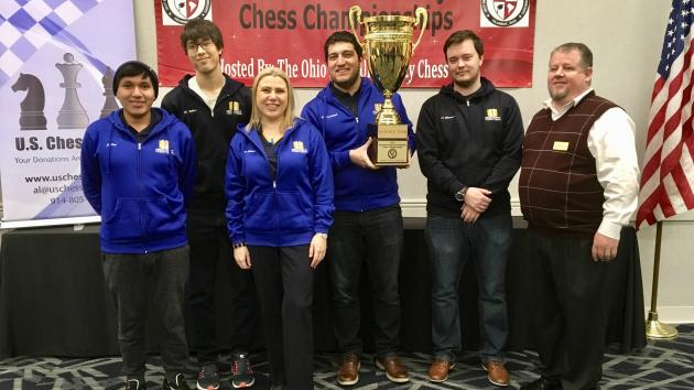 Webster Gorloks Lock Up Another College Title