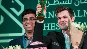 Miniatura de Carlsen gana el Mundial de Blitz tras un día magnífico