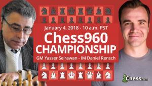 Thursday: 1st Chess.com Chess960 Championship's Thumbnail