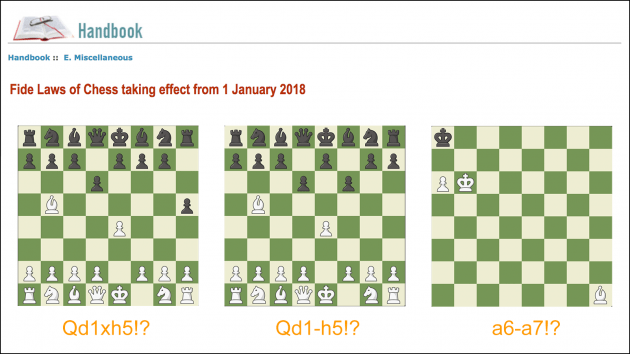 New FIDE Laws Of Chess For Blitz, Rapid Still Not Perfect