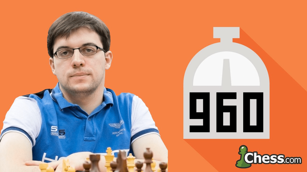 'Smooth Operator' MVL Wins Chess960 Championship