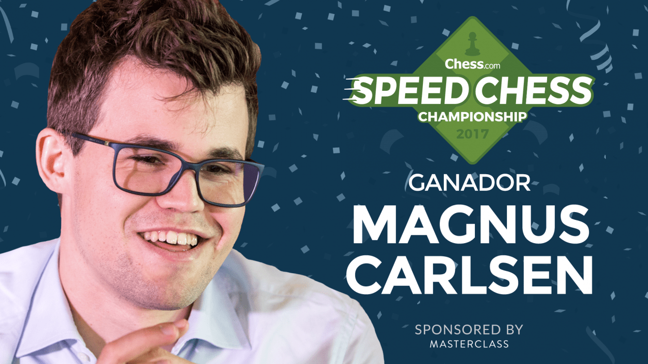 Carlsen vence a Nakamura en la final del Speed Chess