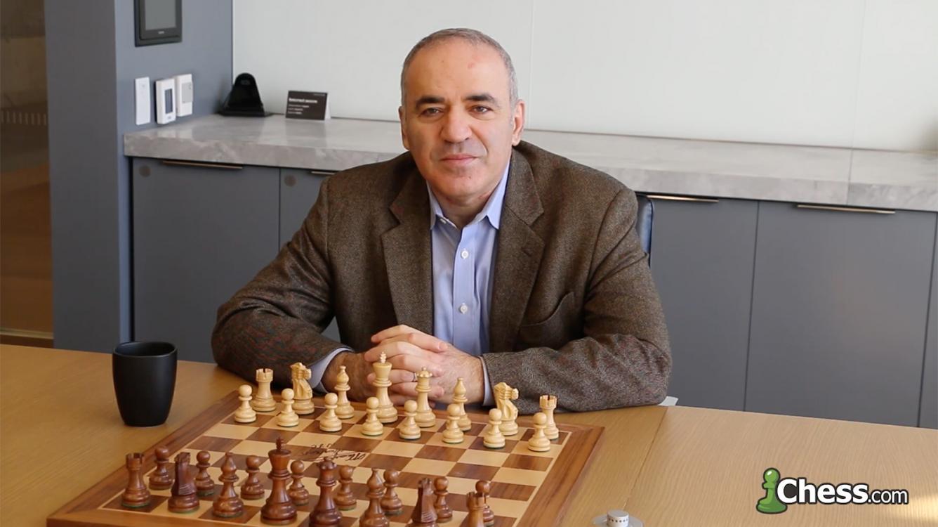Kasparov Exclusive: His MasterClass, St. Louis, AlphaZero