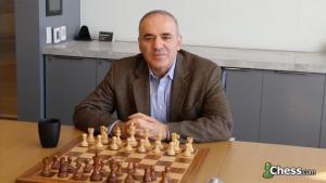 Kasparov Exclusivo: A Sua MasterClass, St. Louis, AlphaZero