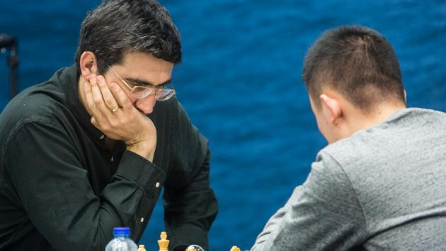 Winning Starts For Anand, Kramnik, Giri In Tata Steel