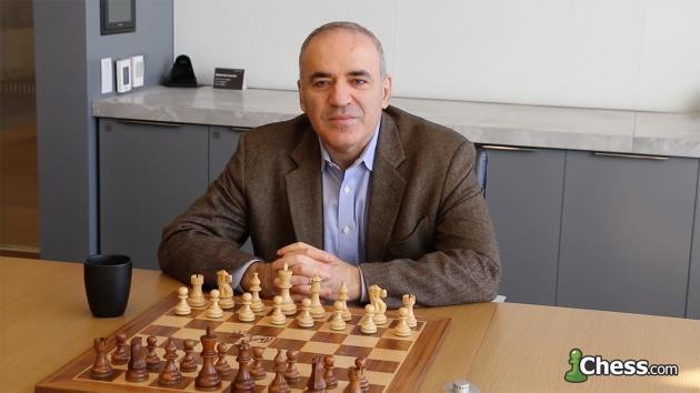 Kasparov nous parle de sa MasterClass, de St. Louis et d'AlphaZero