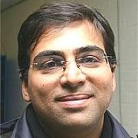 Anand The Rapid Champion At Mainz