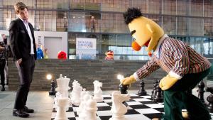 Mamedyarov Surges As Tata Steel Goes Sesame Street's Thumbnail