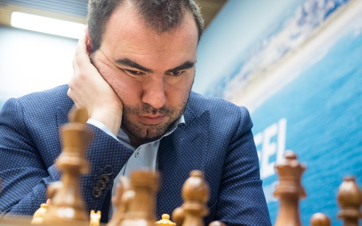 Mamedyarov Wins 3 In A Row At Tata Steel