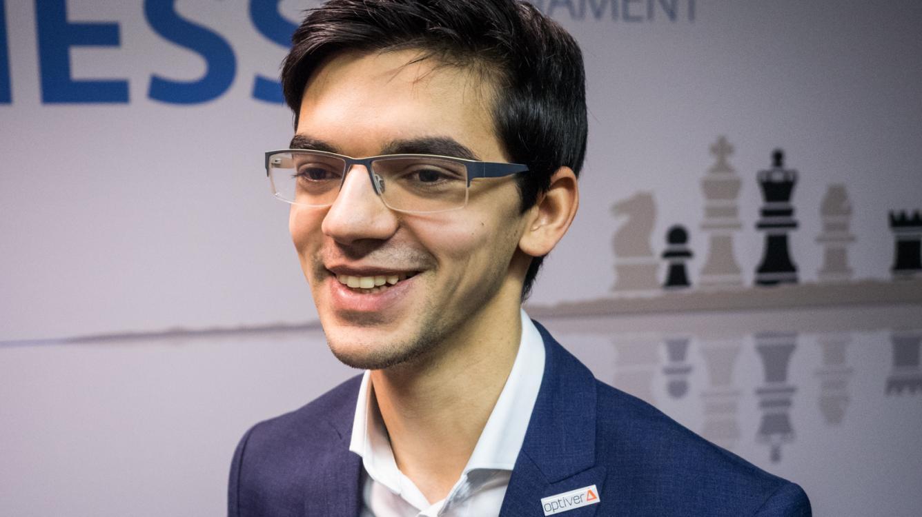 Giri Grabs Sole Lead In Tata Steel Chess Round 9