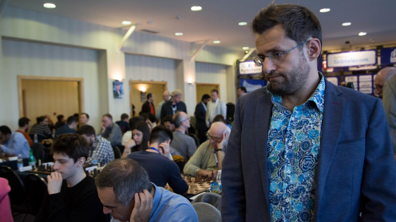 Gibraltar Chess Round 1: Aronian Gets Nicked