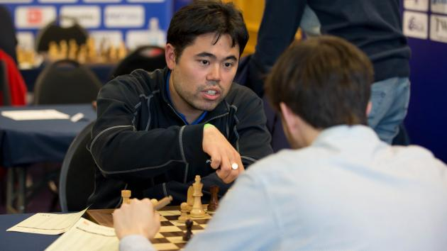 Nakamura 4-for-4 In Quest For 4th Straight Gibraltar Title