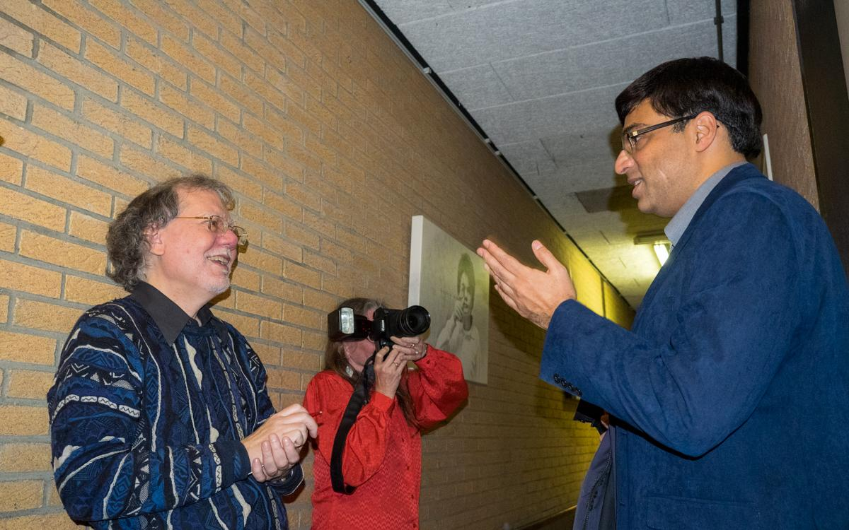 Tata Steel Chess: Anand Moves Closer To Leading Trio