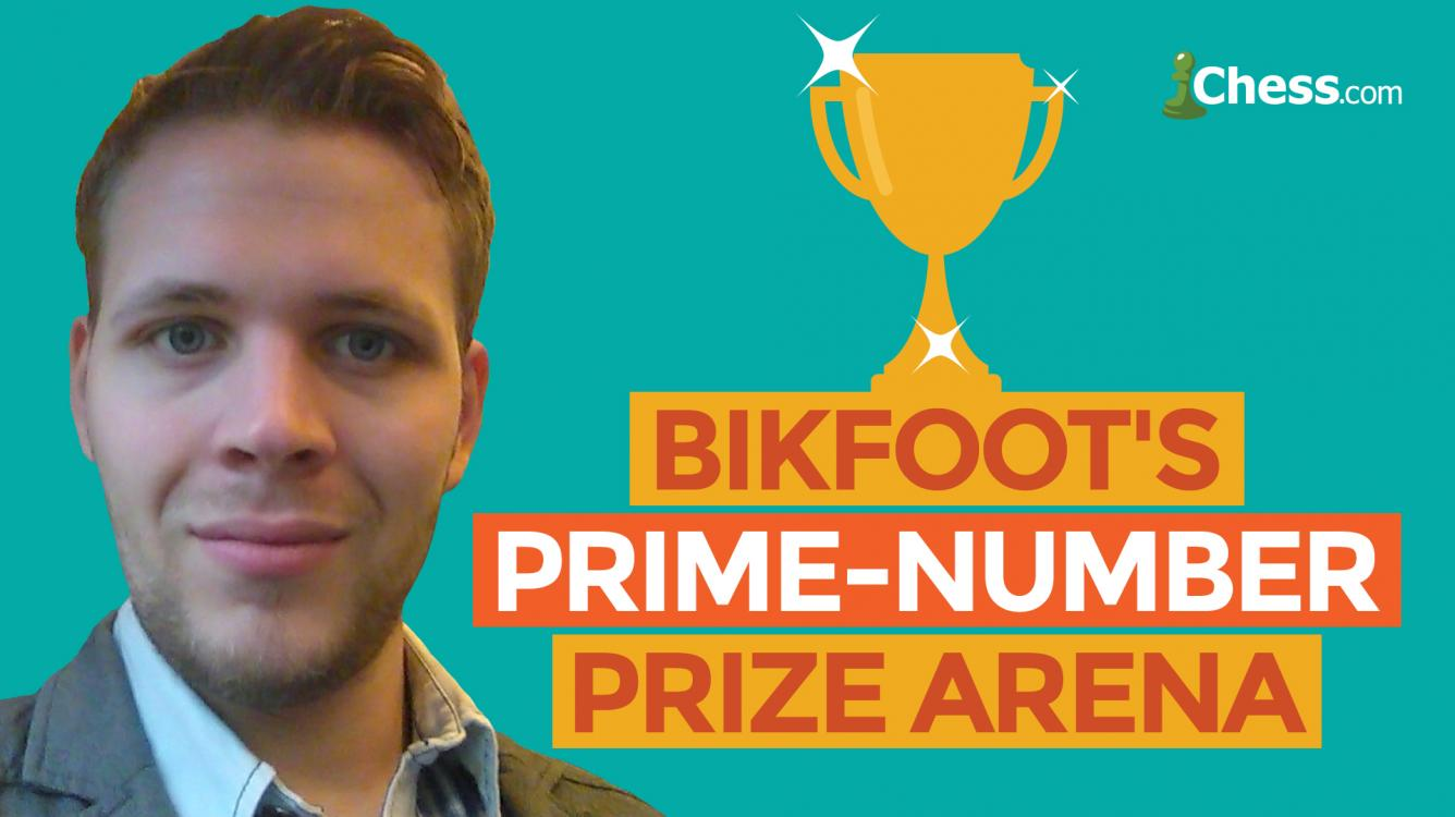 Nearly 600 Play In Bikfoot's Prize Arena