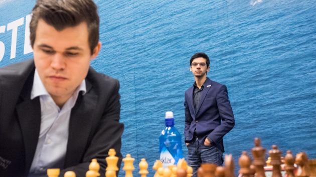 Tata Steel Chess: Carlsen Or Giri?