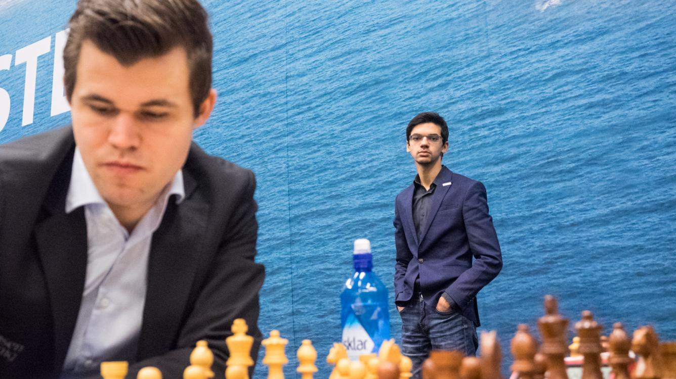 Tata Steel Chess: Carlsen Or Giri?
