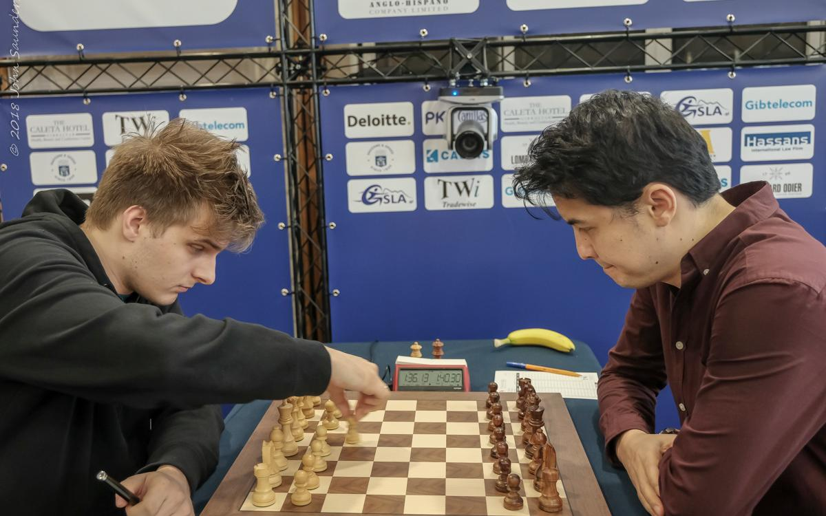5 For Fighting: Handful Of GMs Tied Entering Last Round Of Gibraltar Chess