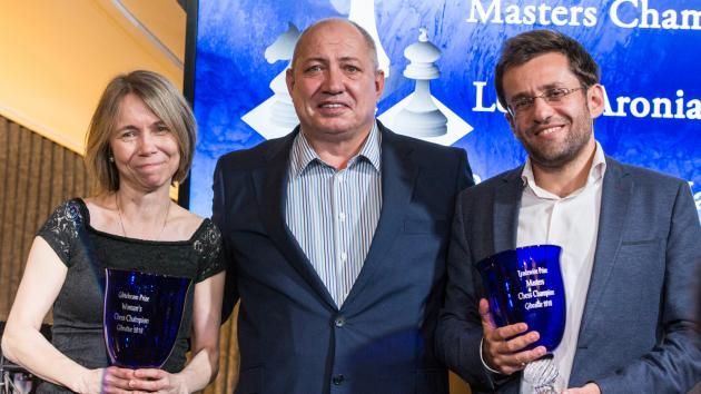 Aronian gana el Gibraltar Chess en el desempate