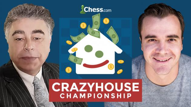 $2,000 Crazyhouse Championship Returns On Chess.com