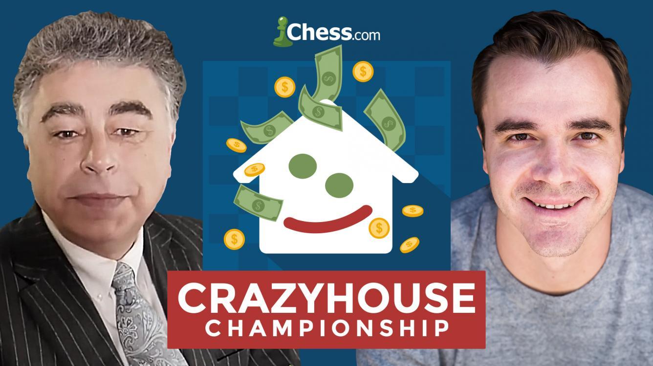 $2,000 Crazyhouse Championship Returns On Chess.com