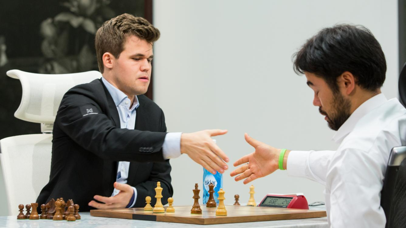 Fischer Random Chess Day 2: Nakamura Blunders Queen