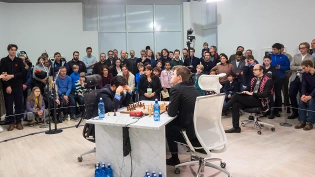Carlsen vs Nakamura: 'Black Sunday' Delivers Exciting Fischer Random Chess