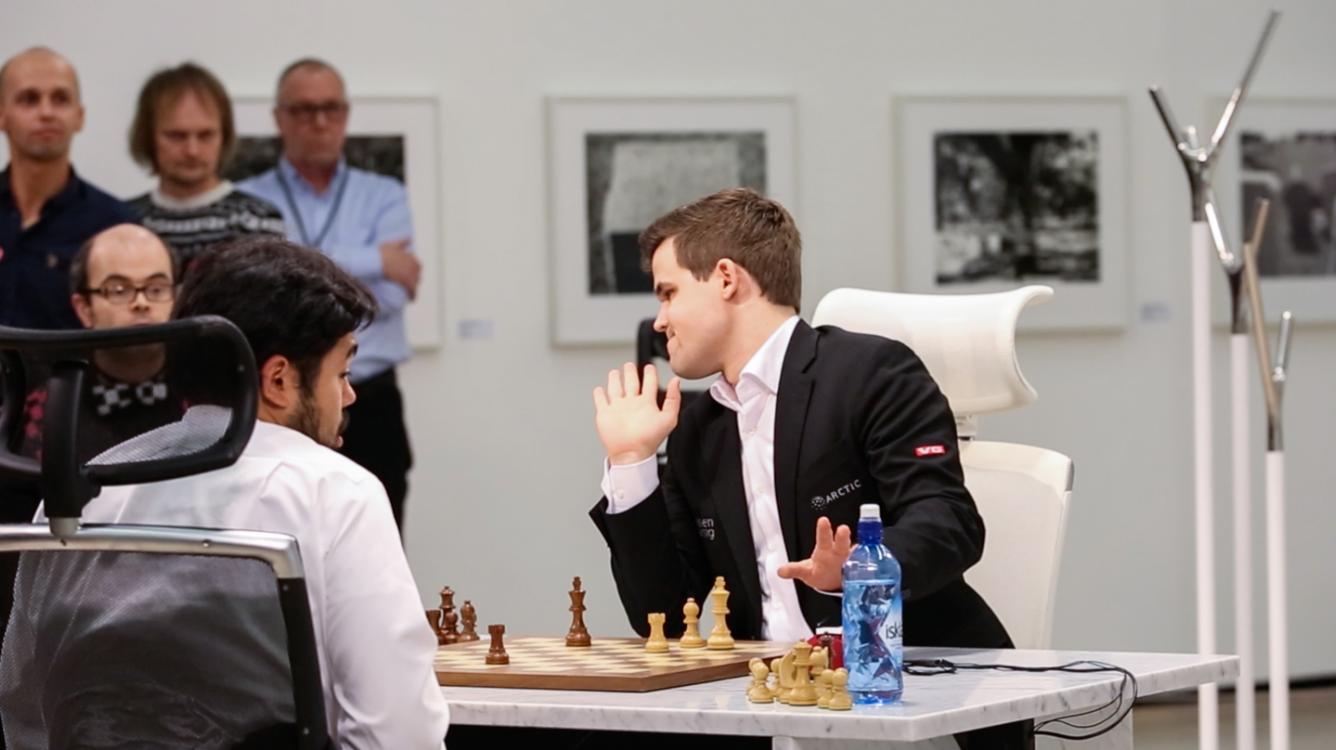 Carlsen Wins, Then Flags vs Nakamura In Fischer Random Day 4