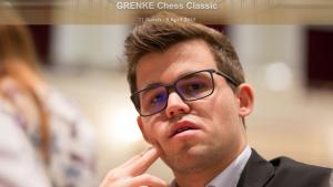 Carlsen Tops Grenke Chess Classic Field