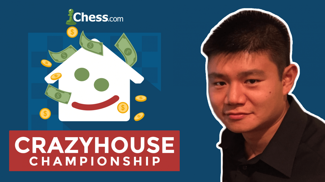 Tan Wins Crazyhouse Championship, Escapes Mate-In-1