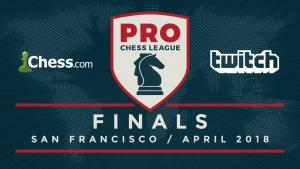 PRO Chess League Finals Set For San Francisco