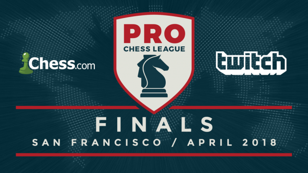 PRO Chess League Finals Set For San Francisco